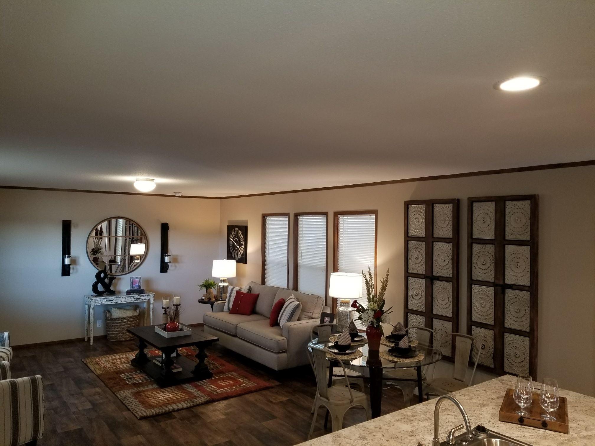 3 Bedroom 2 Bath (#39) 16X80 Clayton – Marshall Mobile Homes